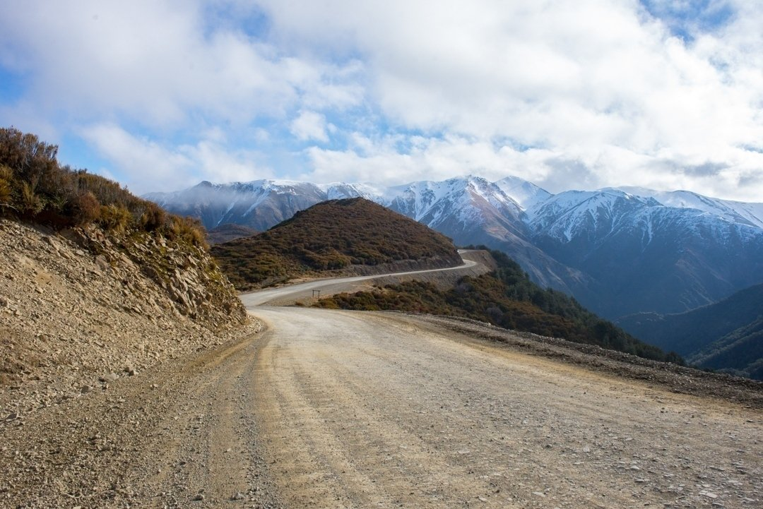 the drive to mt hutt
