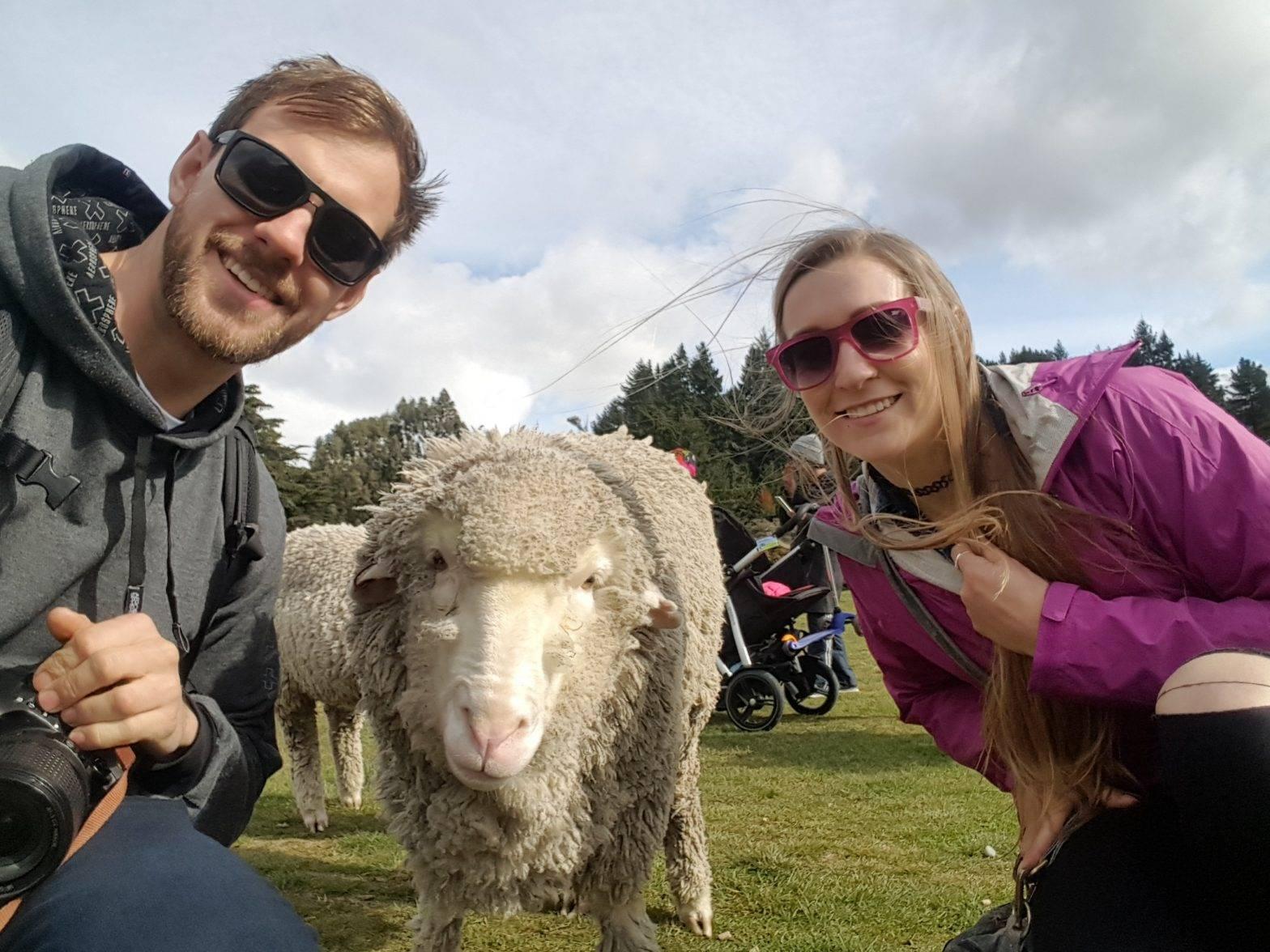 Mt Nicholas Farm in New Zealand