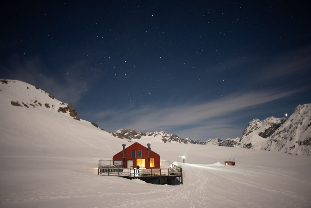 the mueller hut is one of the best things to do in New Zealand's Mount Cook National Park