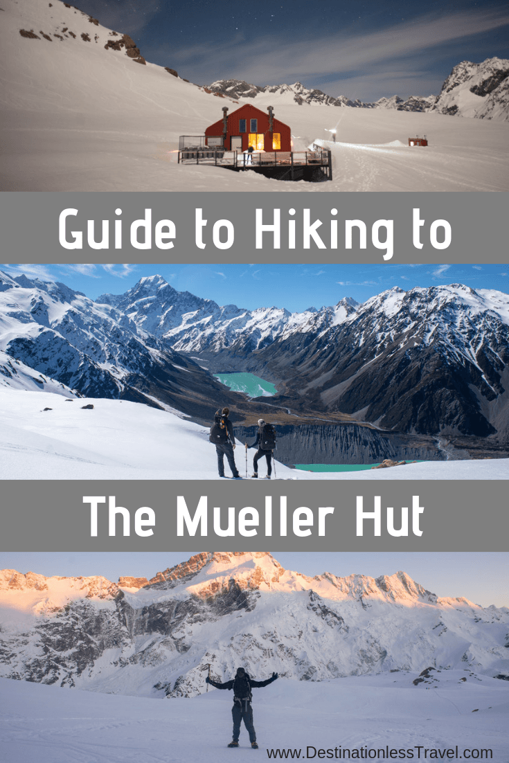 the ulitmate guide to the mueller hut pinterest