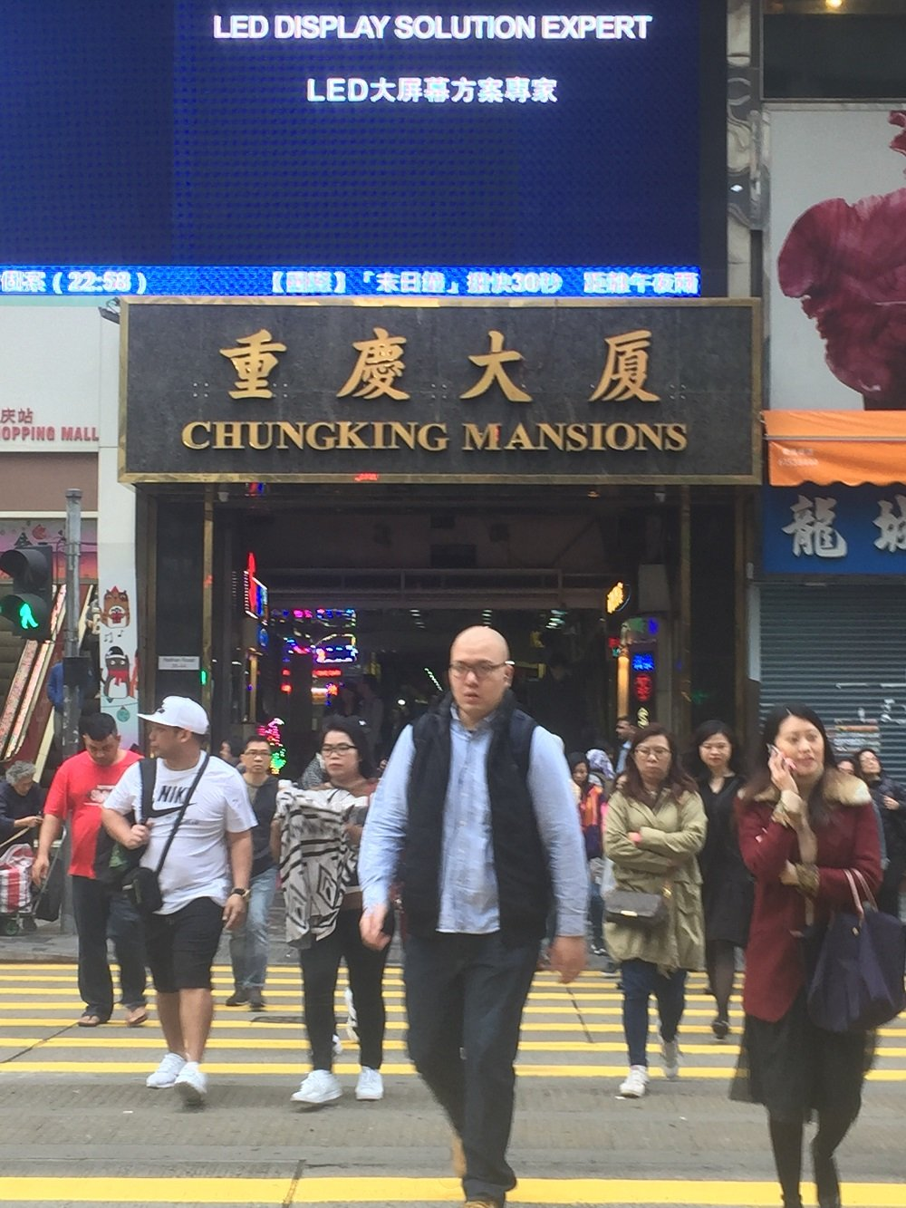 The Truth About Staying in Chungking Mansions in Hong Kong