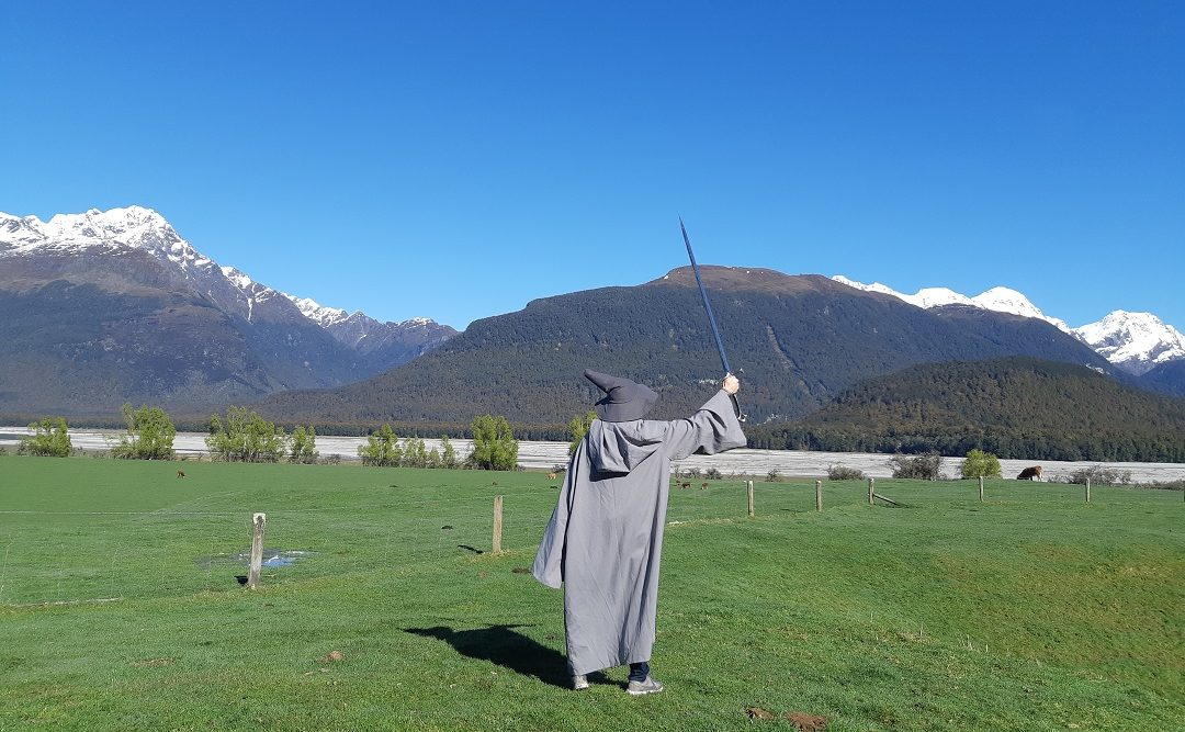 queenstown lord of the rings tour