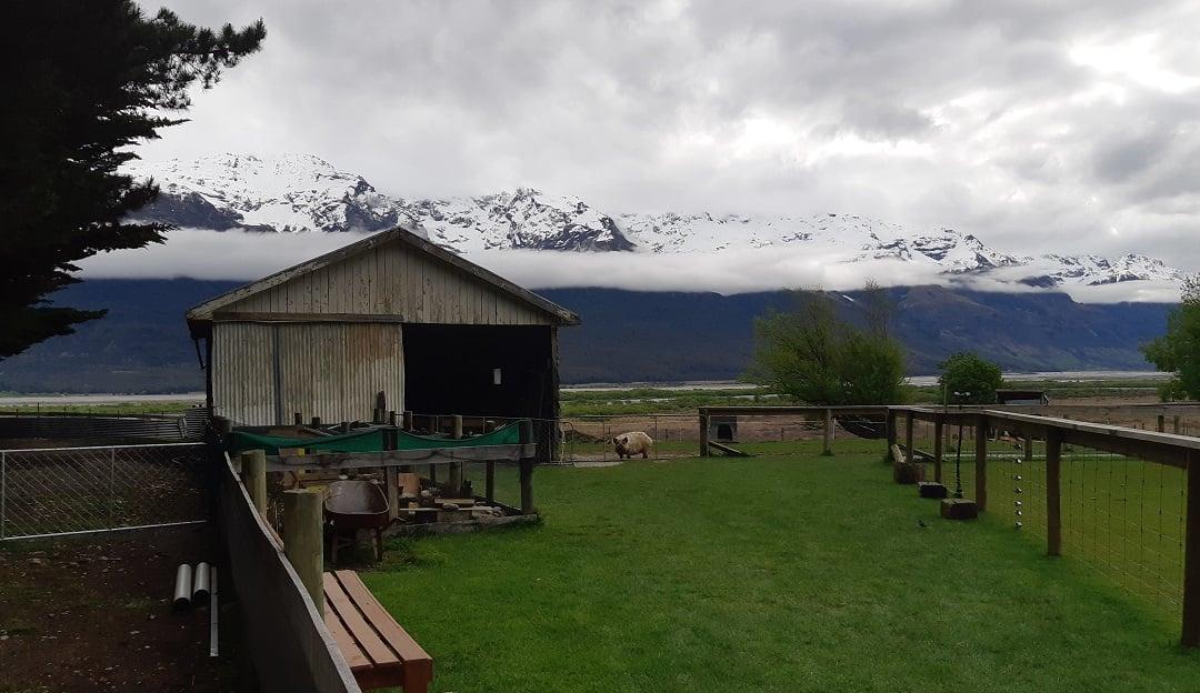 the beautiful lake view farm