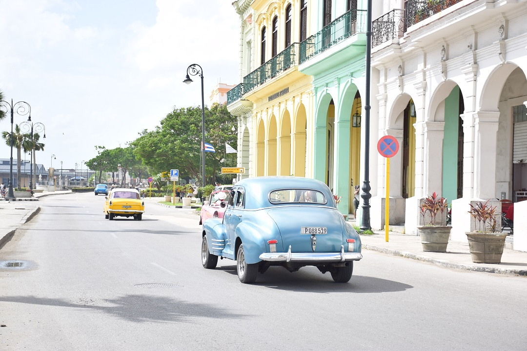 old cars in cuba are taxis