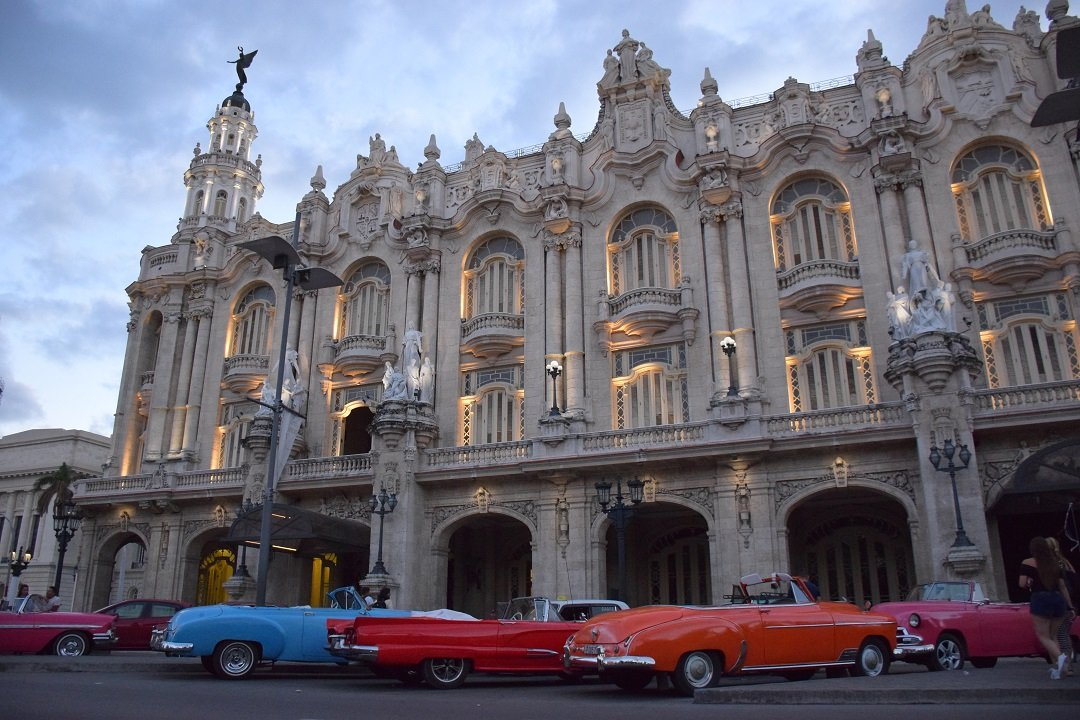 the old ars are one of the reasons to visit cuba