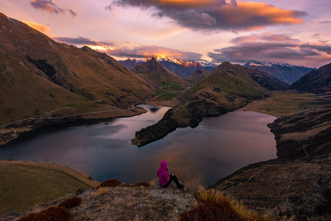 """The """"Secret"""" Moke Lake Viewpoint"""