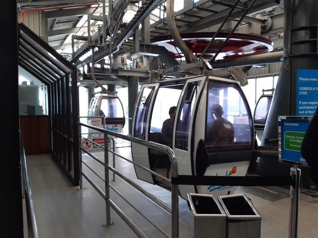 the gondola up to skyline queenstown