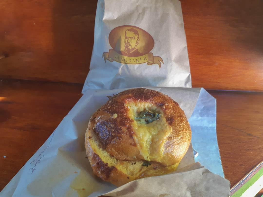 jalapeno Bagel from Mrs ferg