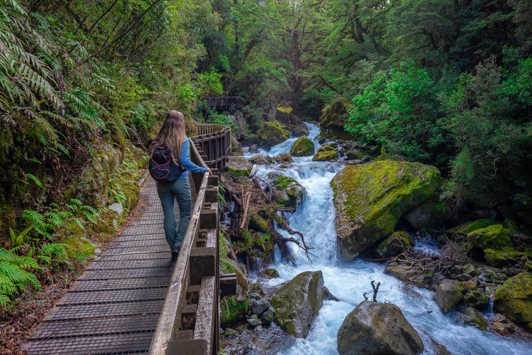 bautiful waterfalls