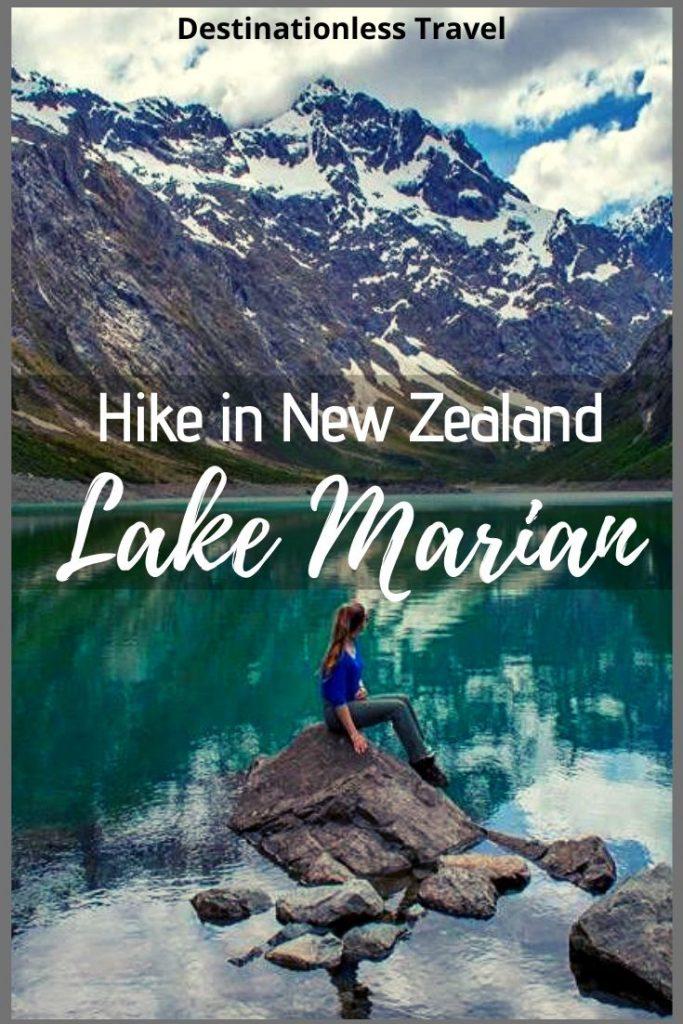lake marian pin
