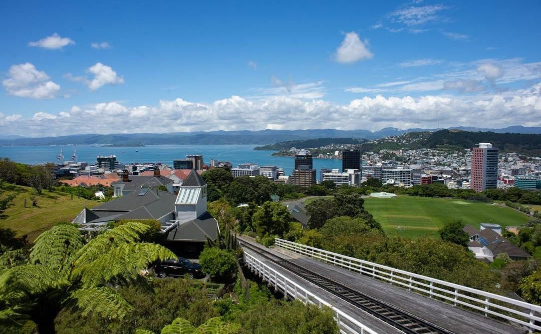 The cable car is one of the best free things to do in Wellington