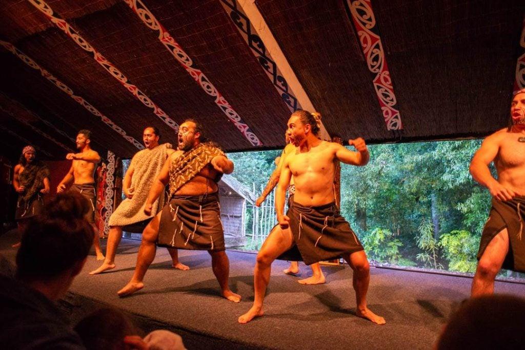 Rotorua maori Experience