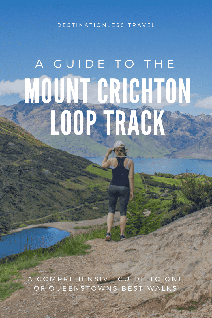 Mount Crichton Loop Track