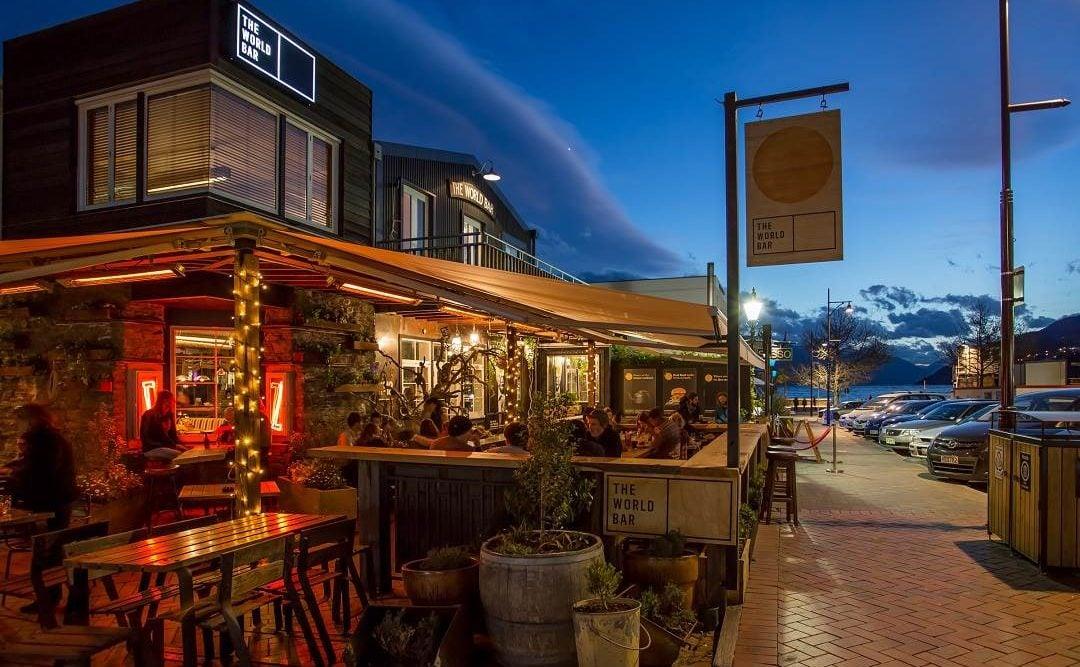 Best bars in Queenstown!