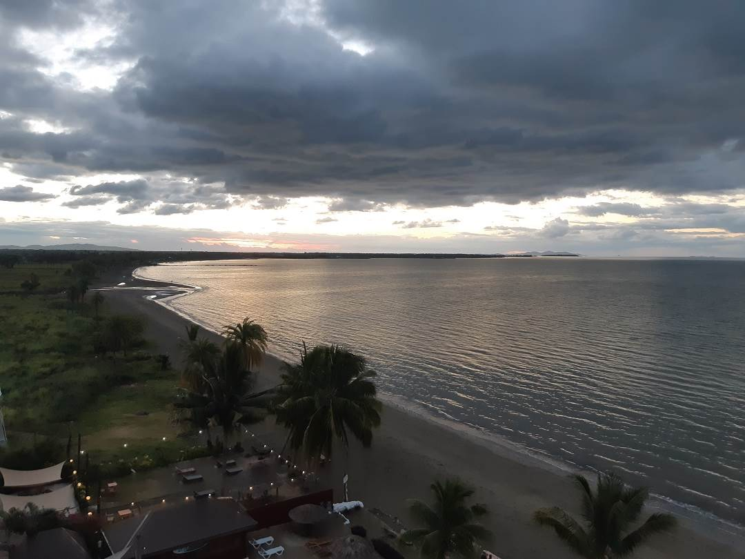 the beach in Nadi fiji
