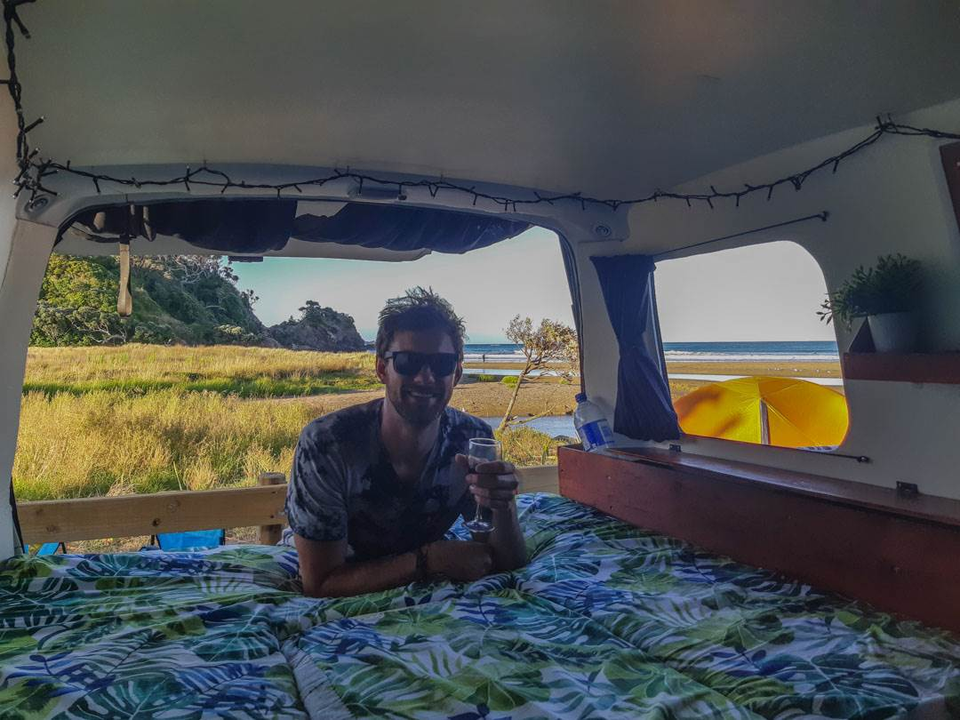 Renting a campervan in New Zealand is a life changing experience