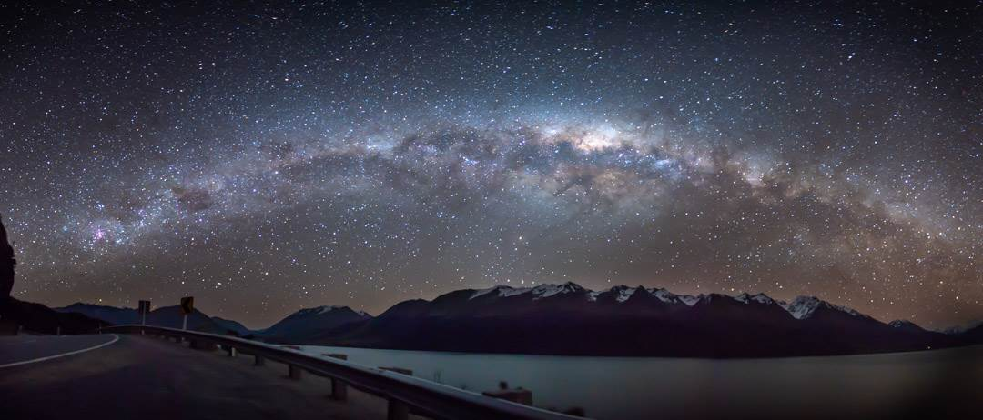 Star Gazing in Mount Cook