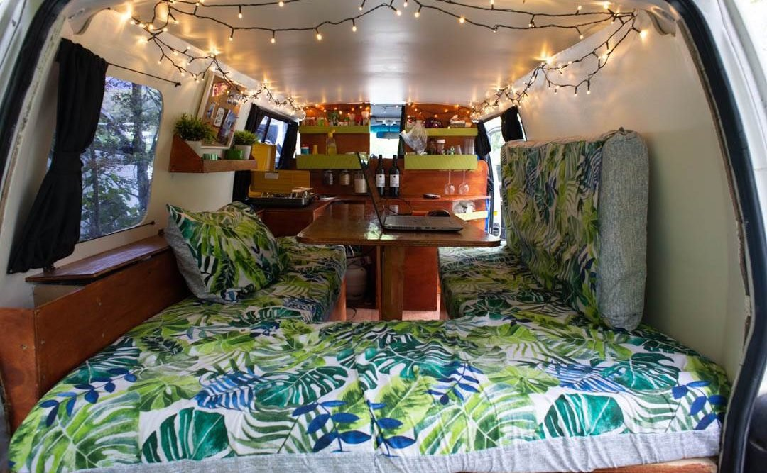 Miraculous Campervan Conversion Diy Step By Step Complete Guide Home Interior And Landscaping Oversignezvosmurscom
