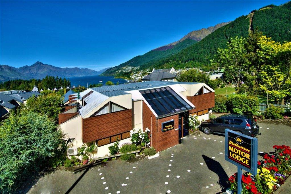 The Melbourne lodge Queenstown