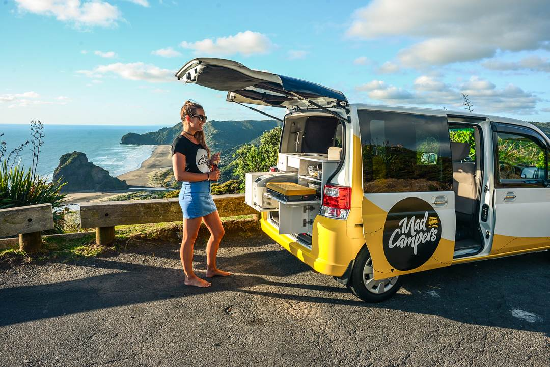 Ultimate Guide to Renting a Campervan in New Zealand