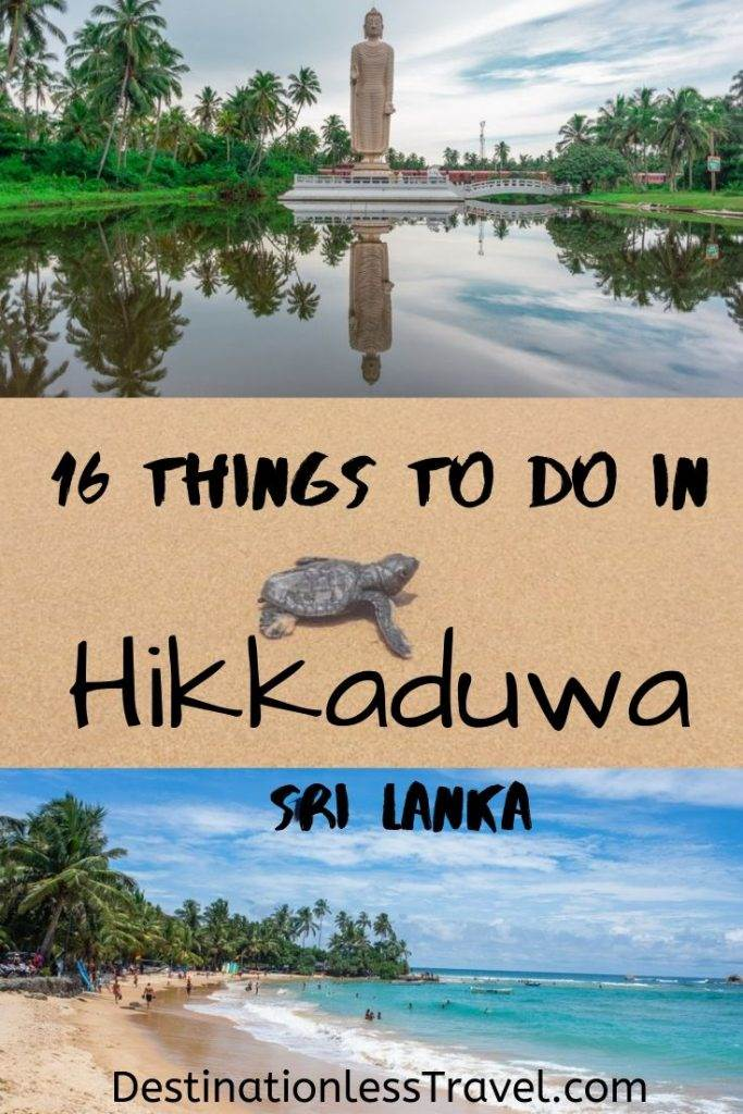 16 awseome things to do in Hikkaduwa post
