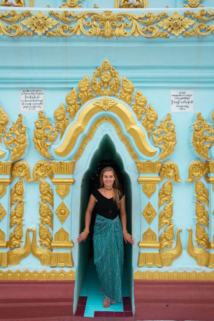 Caves in sagaing is one of the best things to do in Mandalay