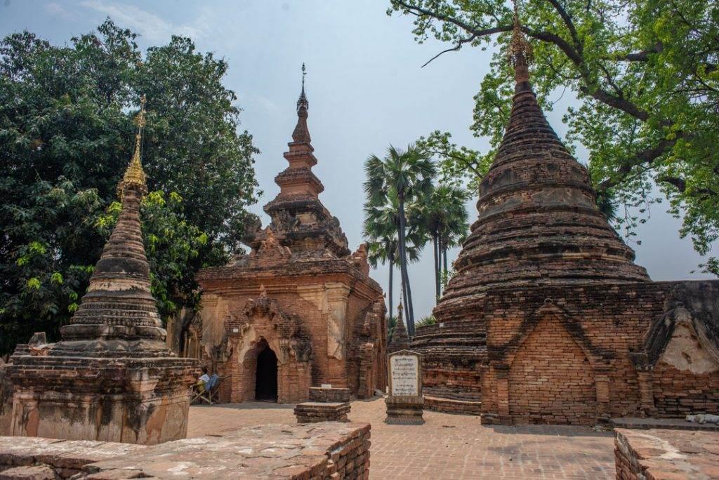 Yadana Hsenee Pagoda Complex