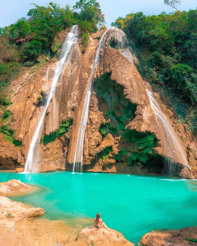 things to do in Mandalay anisakan waterfall