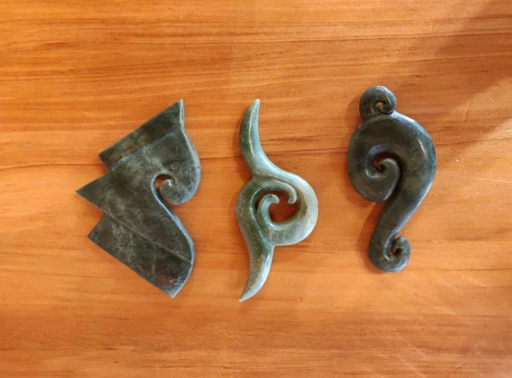 Jade Carvings in New Zealand