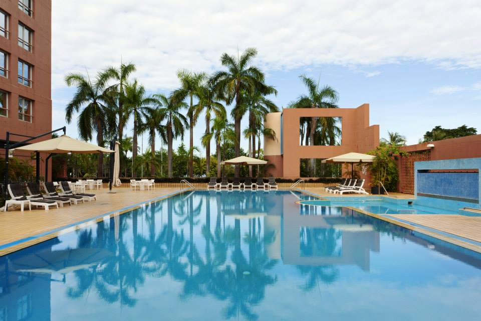 doubletree by hilton hotels darwin pool