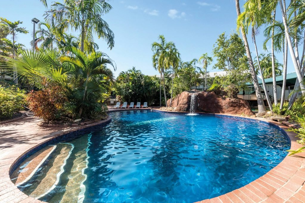 travelodge resort darwin pool