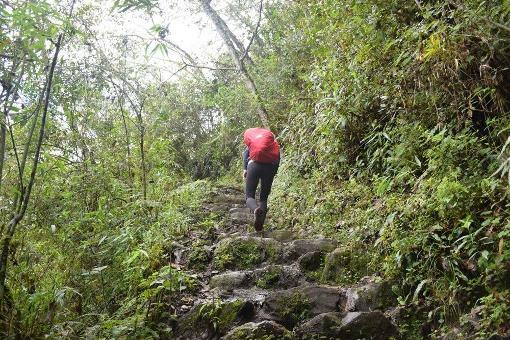 an orginal inca trail
