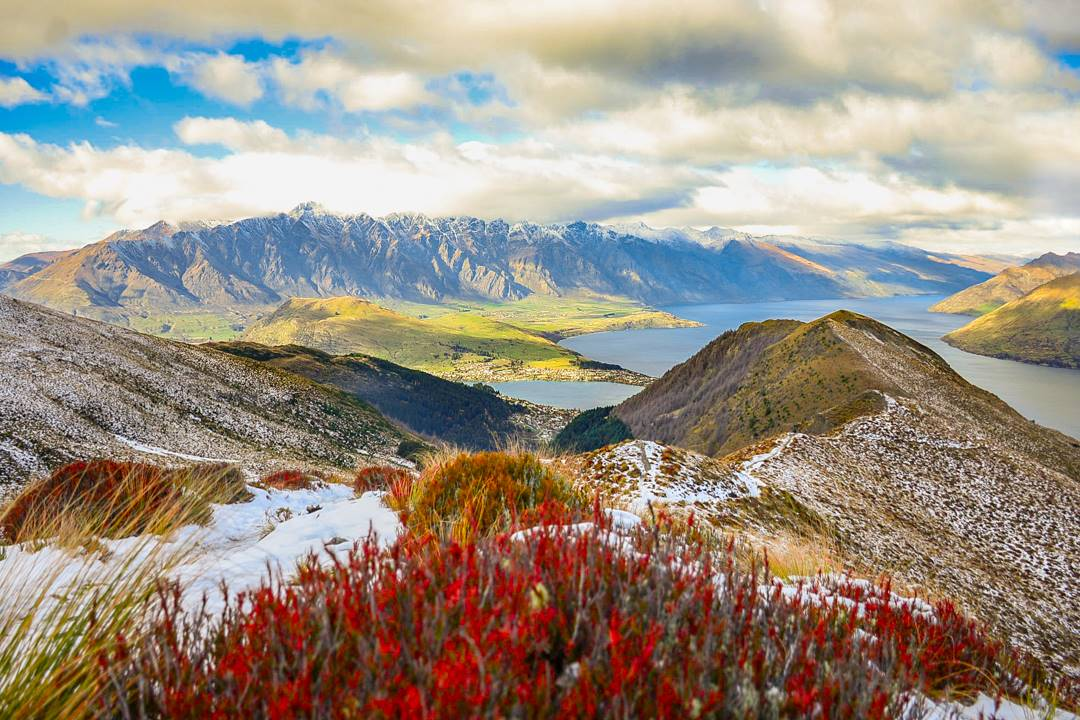 Ben Lomond is one of the best free walks in Queenstown