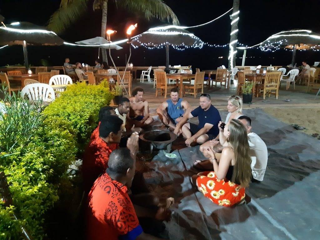 free kava ceremony in fiji