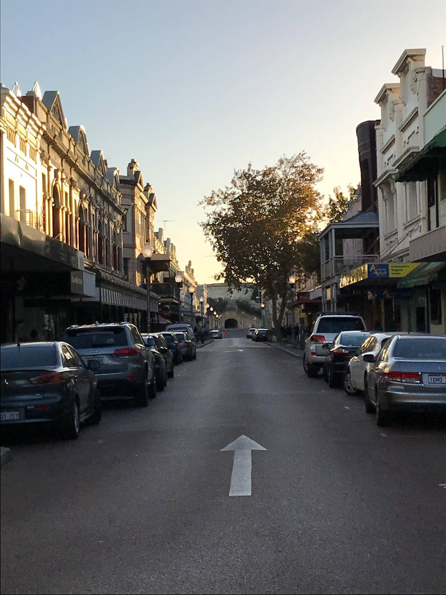 fremantle in perth is a great thing to do
