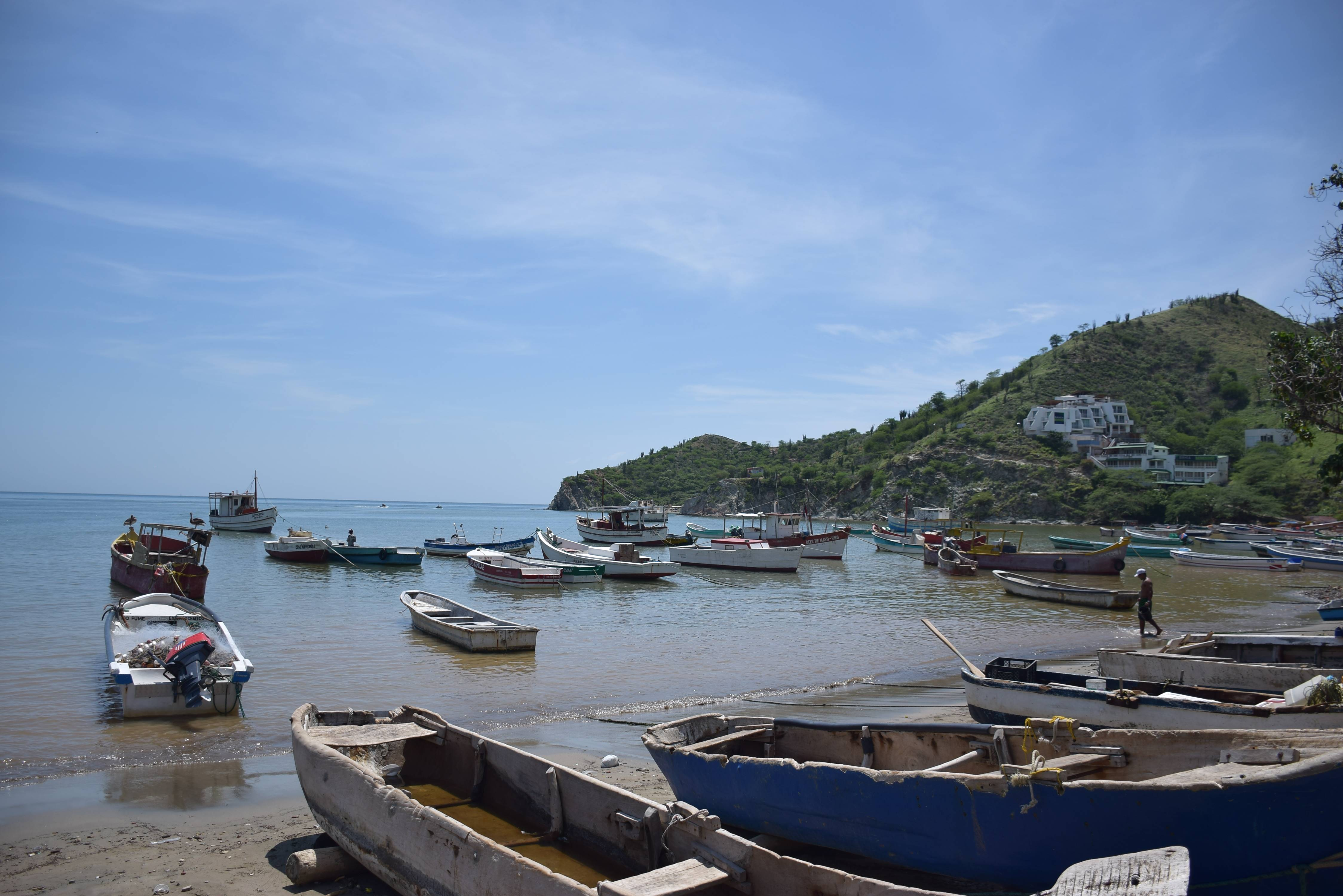fishing is on the things to do in Taganga