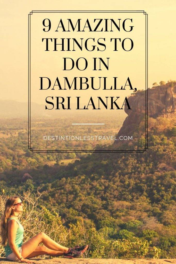 9 amazing things to do in Dambulla
