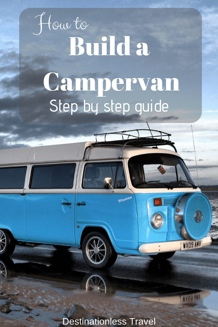 Campervan conversion pin