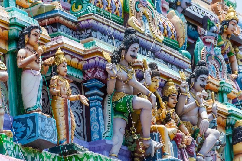 Koneshwaram Temple in Trincomalee Sri Lanka