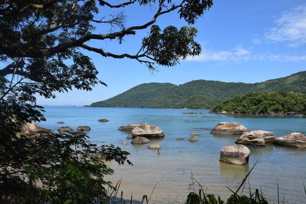 ilha grande brazil is beautiful