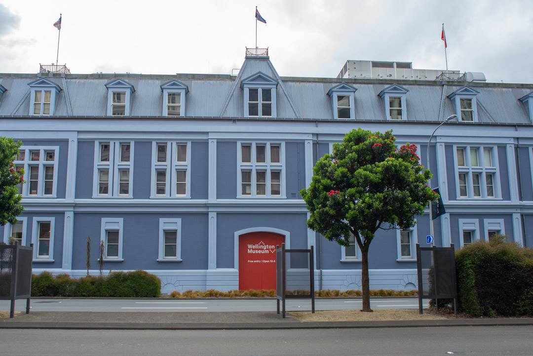 The Wellington Museum is a best things to do in Wellington!