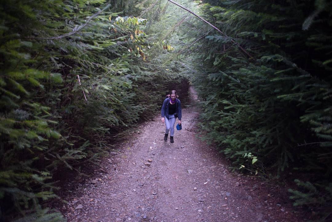 hiking in Queenstown