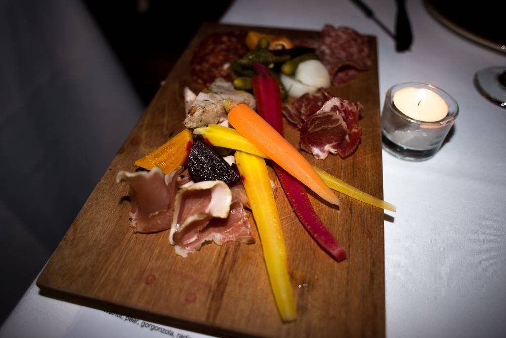 charcuterie to start with