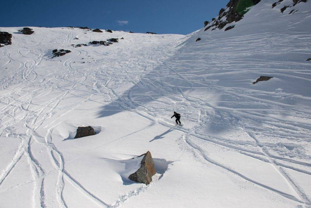 Skiing is one of the best activities in new Zealand's south island!