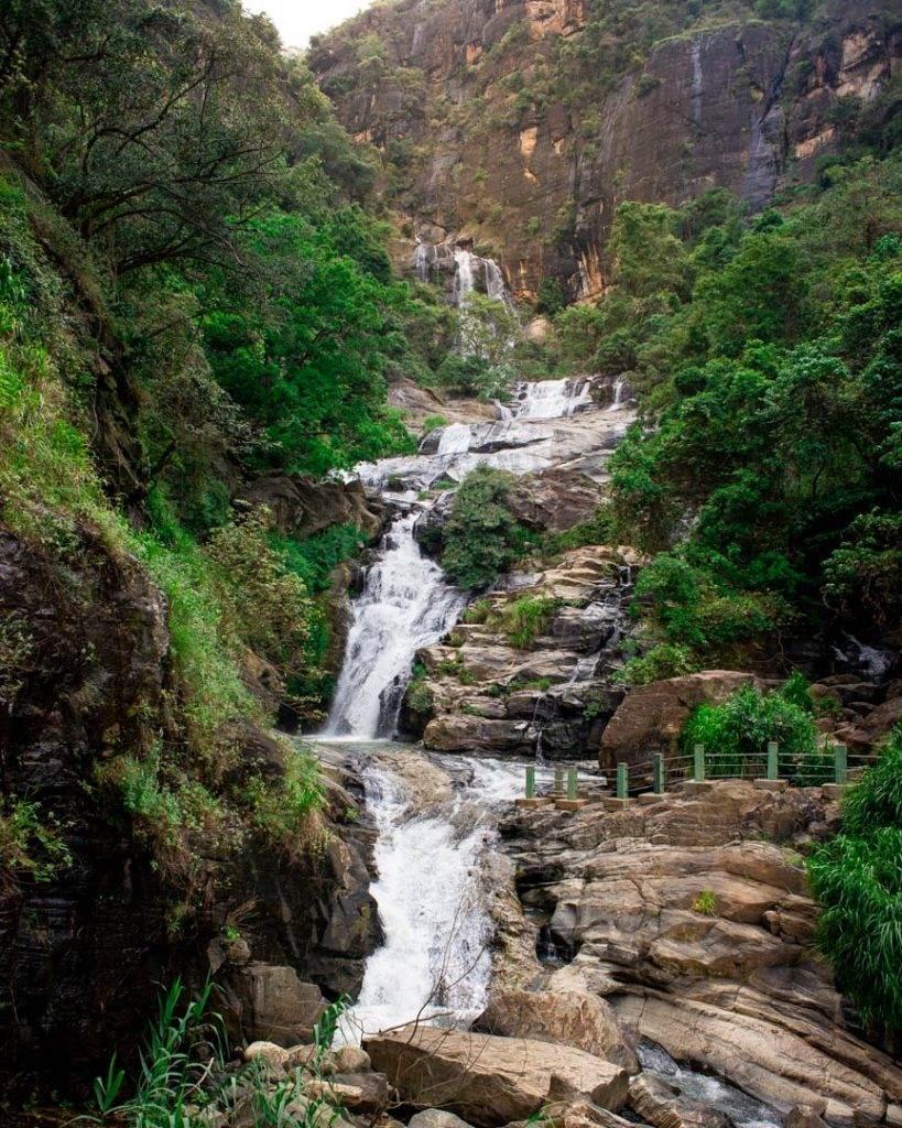 Ravan Falls Ella, Sri Lanka