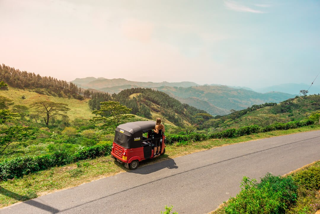 The Truth About Travelling Sri Lanka in a Tuk-tuk