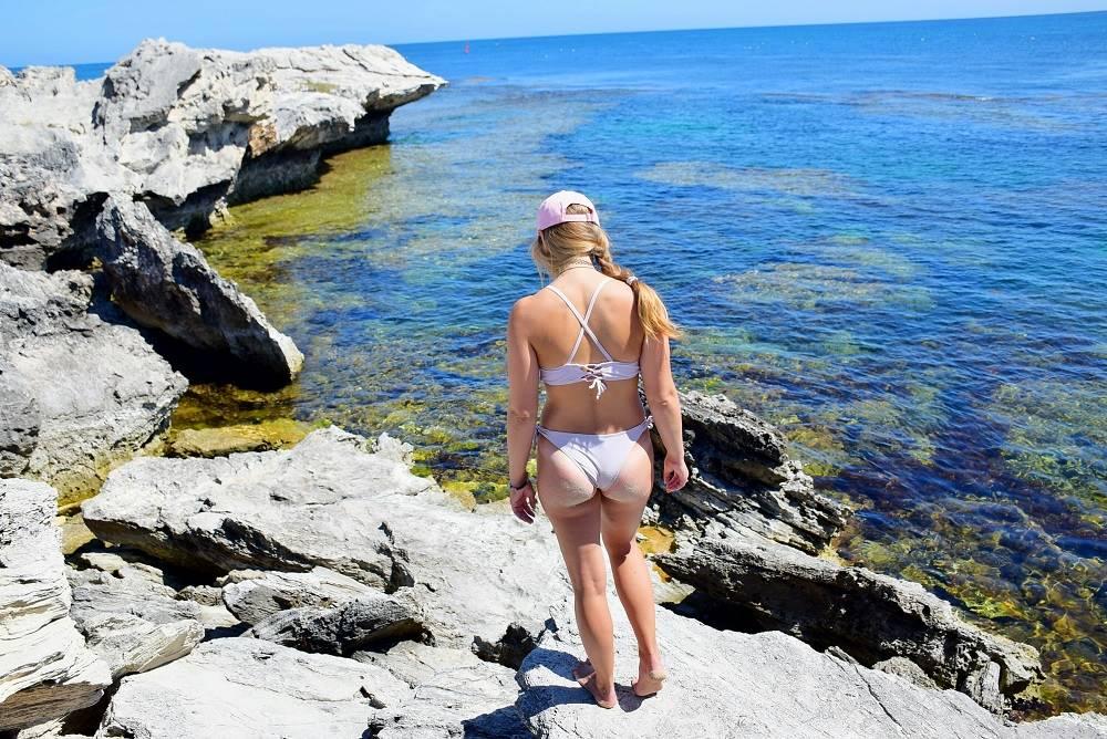 exploring rottnest island