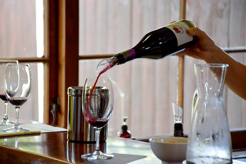 wine tasting in vancouver