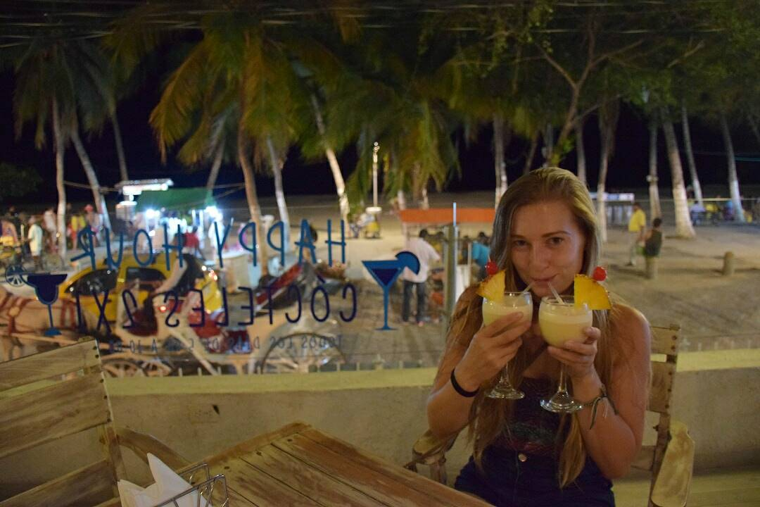drinks on our Colombia travel guide