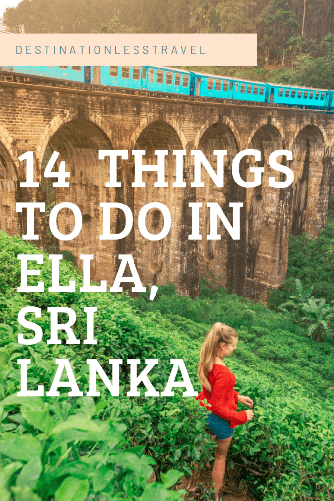 Things to do in Ella Pinterest